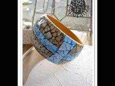 Egg Shell Mosaic】Marine Style Egg Shell Mosaic Jewelry by ...