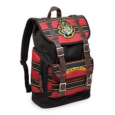 Hogwarts Rucksack of Witchcraft and Wizardry | ThinkGeek | << I want this!! :) love it