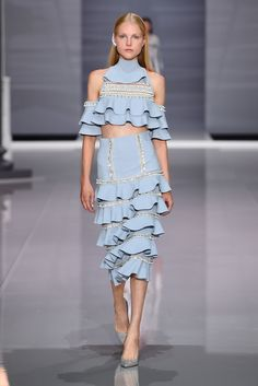 Ralph & Russo Spring 2018 Ready-to-Wear Collection Photos - Vogue
