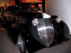 loveisspeed.......: 1925 Rolls Royce Phantom I Jonckheere Aerodynamic Coupe ...