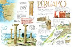 Turquia_26_27 | Pergamo & Assos archeological sites in north… | Flickr