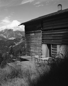 Key projects by Peter Zumthor - Dezeen Peter Zumthor, Wood Architecture, Sustainable Architecture, Ancient Architecture, Luigi Snozzi, Log Homes Exterior, Key Projects, Italian Lakes, Exterior Cladding