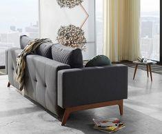 Cassius quilt sofa DARK WOOD (FULL) - Mixed Dance Natural #CheapVinylFlooring White Laminate Flooring, Wood, Staining Wood, Black Floor Lamp, Dark Wood, Cheap Vinyl Flooring, Home Decor, Dark Wood Stain, Flooring Sale