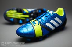 adidas Nitrocharge 1.0 TRX FG at prodirectsoccer.com. Maximising the attributes of The Engine player on firm ground, the Nitrocharge 1.0 TRX football boots feature brand new adidas Energysling and Energypulse technologies; the energy behind the engine.