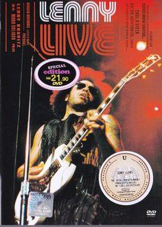 LENNY KRAVITZ Live At Toronto 2002 World Tour DVD NEW PAL Region All Free Ship