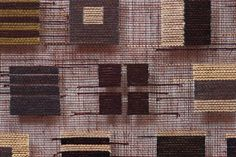 Morgan Clifford | silk Inlays on gauze weave | River Falls, Wisconsin