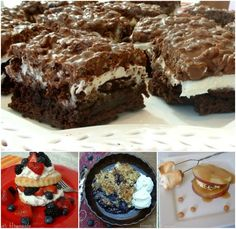 #LaborDay Food and Desserts