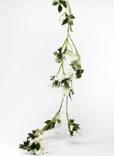Lierre 2-ton vert Mini efeublatt-Guirlande artificielle 7,5 km avec fil