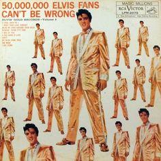 Rockin' It : 50,000,000 Elvis Fans Can't Be Wrong (Elvis' Gold Records, Vol. 2) - Elvis Presley - 1959
