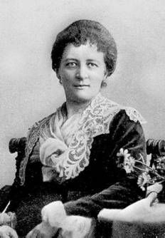 Lily Braun, born 2 July 1865, German author and feminist, leader in the German feminist movement
