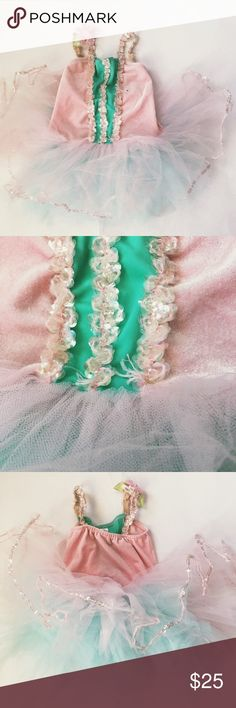 Ballet outfit! Very good used condition. Light wear Costumes Dance
