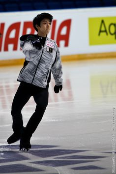Yuzuru Hanyu Finlandia Trophy 2012 Espoo, Finland 2012-10-05                                                                 Men Friday Practice