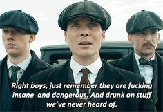 Peaky Blinders | Thomas Shelby