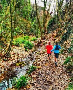 Courage - #Photo : @danutasur - Dora la exploradora y la Caperucita roja se salieron hoy de su guión!  - Welcome to #RunnerLand  Lets follow us & tag #RunnerLand in your photos for featured  -
