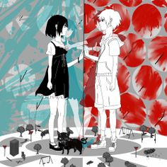 Hibaya and Hiyori, Kagerou Project