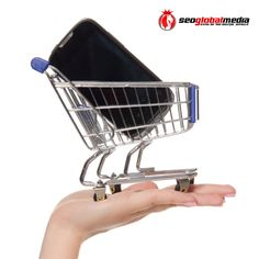 What percentage of #smartphone users use their smartphones to shop online? #Didyouknow?