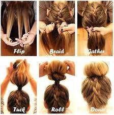 Risultati immagini per acconciature capelli medi fai da te