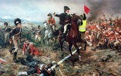 Wellington wird Sieg in der Schlacht von Waterloo wegen grober Regelverstöße aberkannt. Napoleon posthum von Militärhistoriker Paul Boegle zum Sieger erklärt.