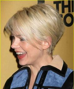 Broad Way Pixie Haircuts