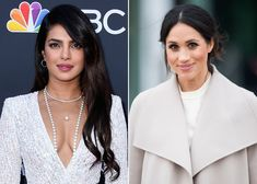 Priyanka Chopra Quotes on Meghan Markle and Racism Priyanka Chopra Quotes, Good Morning Britain, George Clooney, Royal Weddings, Oprah Winfrey, Meghan Markle, Popsugar, Girl Power, Interview
