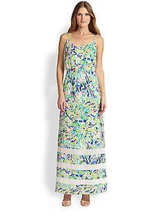 Nookie village maxi dress