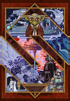 Star Wars V: The Empire Strikes Back Part 2 - Jian Guo