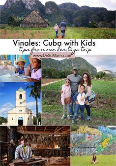 vinales, cuba with kids, family travel adventure Traveling With Baby, Travel With Kids, Family Travel, Family Adventure, Adventure Travel, Cuban Culture, Visit Cuba, Vinales, Cuba Travel