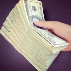 ....large money just flows into my life with ease because I am a magnet to it