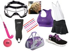"""""""Field Hockey!3"""" by madison-lucier on Polyvore"""