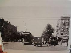 1928 Ocean Avenue & Av U Gravesend Trolley Brooklyn NYC