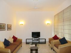 Easy to Rent an Apartment for a Short Period in Sainik Farm - http://gulyani.com/easy-to-rent-an-apartment-for-a-short-period-in-sainik-farm/