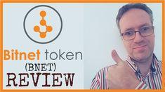 BITNET TOKEN (BNET)  REVIEW | HOW TO BUY + BONUS | BitNet Token BNET