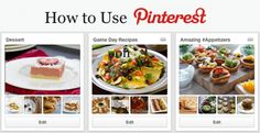 How to Use Pinterest via @J O-Lynne Shane