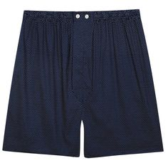 Derek Rose Plaza 21 Col B Boxershort - Blue/White | Black Underwear | KJ Beckett