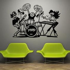Wall Decal Art Decor Decals Sticker Music Musicians Artists Tools Guitar Drum Impact Synthesizer Singer (M849) DecorWallDecals http://www.amazon.com/dp/B00HS04E70/ref=cm_sw_r_pi_dp_8dp2ub09XR8MT