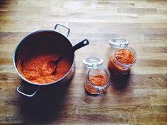 Tomatsuppe/saus