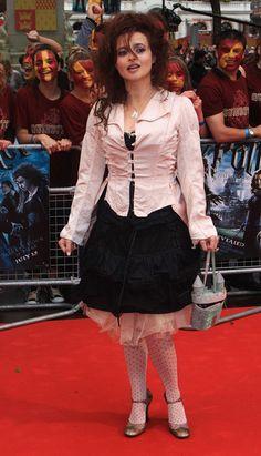Helena Bonham Carter Photos - World Premiere - Harry Potter And The Half Blood Prince - Outside Arrivals - Zimbio