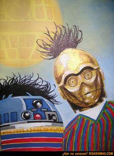 Epi y Blas versión Star Wars | Risa Sin Más