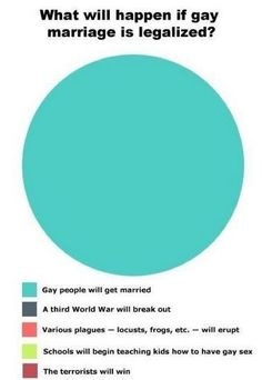 If Gay Marriage is Legalized?