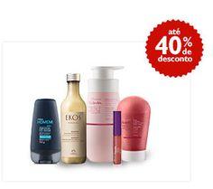 Produtos com até 40% de desconto, você encontra aqui, acesse já www.rede.natura.net/cn/ananascimento