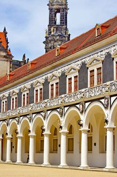Join buildyful.com - the global place for architecture students.~~Fürstenzug, Dresden, Germany
