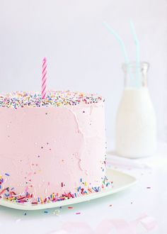 Love, Cake & Sprinkles via Sweetapolita