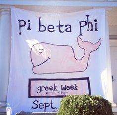 Pi Beta Phi greek week #piphi #pibetaphi