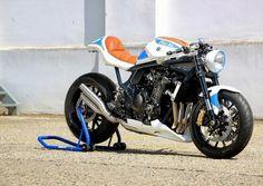 Suzuki Bandit Cafe Racer