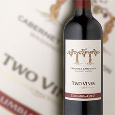 Columbia Crest Two Vines Cabernet Sauvignon | In Our Stores| Food & Drink | World Market