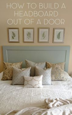 DIY Bedroom Headboards | For Women - Part 4