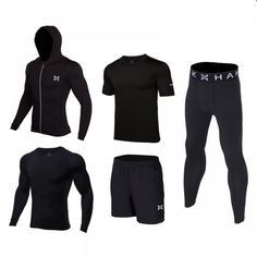 Sports Clothing Set for Kids and Men and FREE Worldwide Shipping Tag a friend who would love this! Active link in BIO Tennis Workout, Workout Wear, Fitness Models, Gym Fitness, Fitness Wear, Jon Snow, Rash Guard Women, Black Tuxedo, Short Shirts
