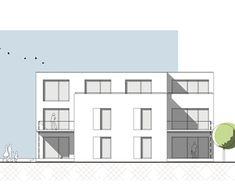 RMN Architekten - OS Mitte West, Entwurf 2