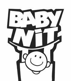 Marca BABY NIT / Feira de Bebês, Gestantes e Festas by Marcelo Moura, via Behance