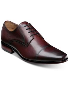 Florsheim Angelo Cap-toe Oxfords Men's Shoes In Burgundy Women's Shoes, Dress Shoes, Shoes Men, Shoes Style, Men Dress, Sneaker Outfits Women, Valentines Gifts For Him, Formal Shoes For Men, Shoes Online